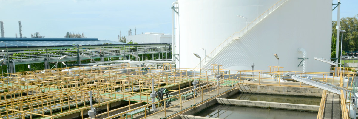 """Featured image for """"Wastewater Treatment Plant Upgrade"""""""