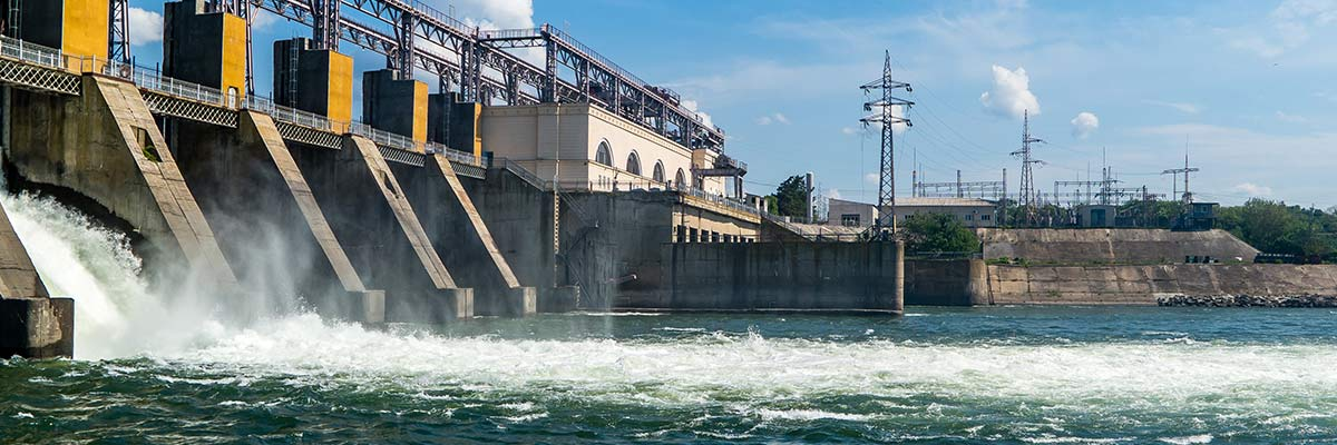 """Featured image for """"Hydro Electric Facility Upgrade"""""""